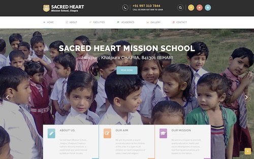 Sacred Heart Mission School